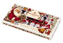 Niederegger Mini Chocolate Covered Marzipan Loaves 200g
